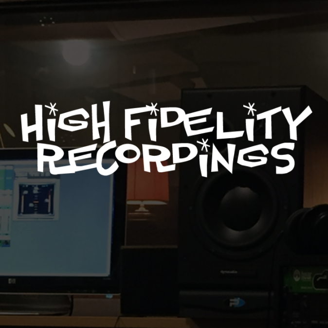 High Fidelity Recordings Logo